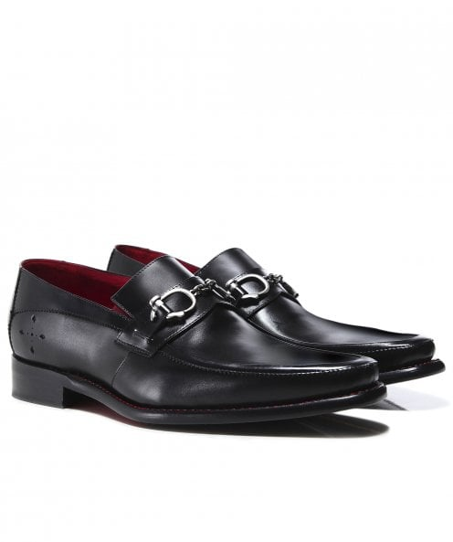 Jeffery-West Leather Villian Melly Snaffle Loafers