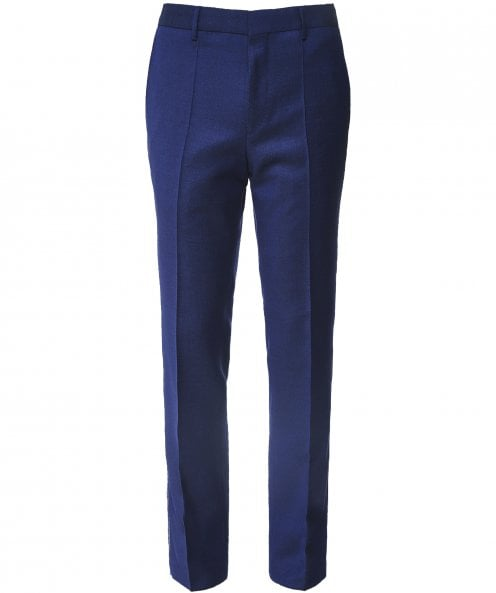 BOSS Slim Fit Virgin Wool Ben2 Trousers