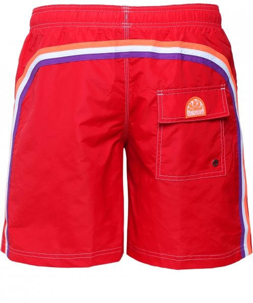 Sundek Long-Length Board Shorts