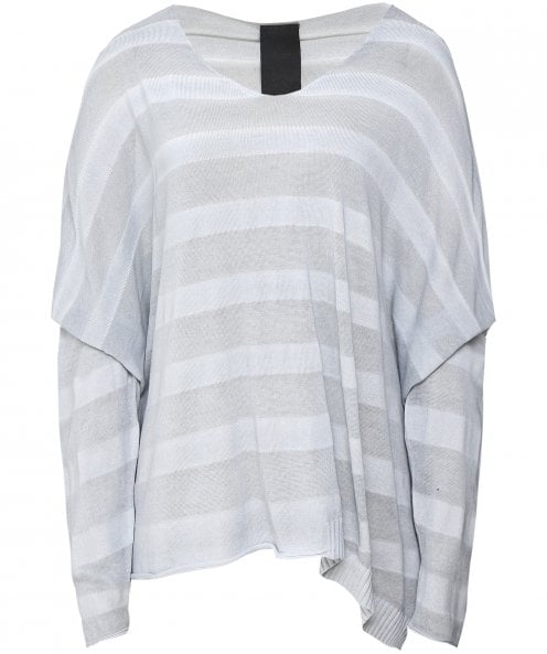 Rundholz Oversized Striped Jumper