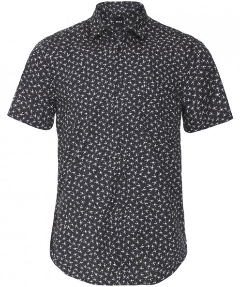 BOSS Slim Fit Magneton_1-short Shirt