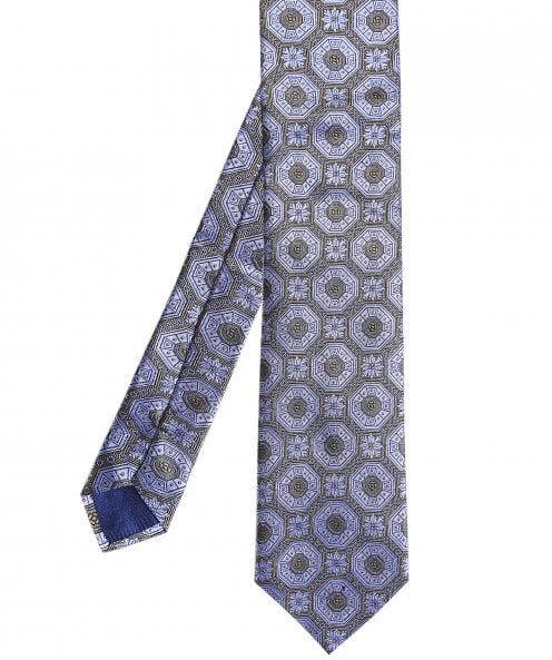 Stenstroms Silk Geometric Tie