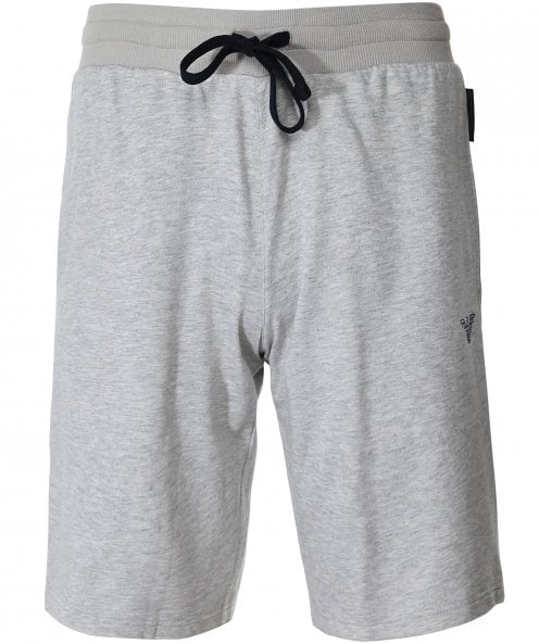 Armani Eagle Logo Sweat Shorts