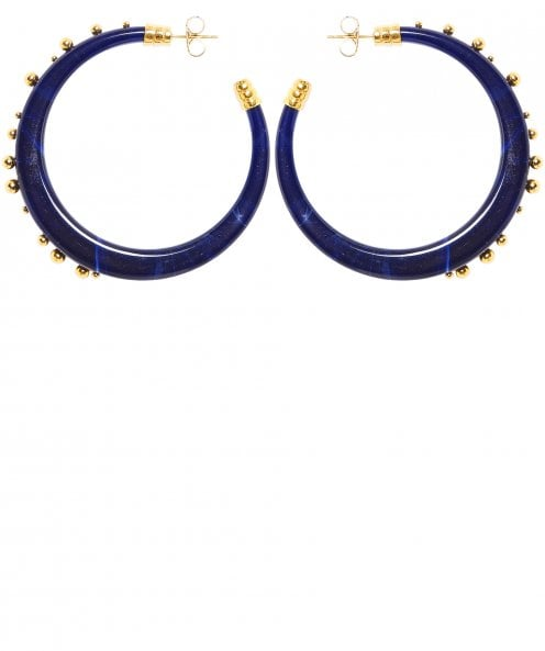 Gas Bijoux Celeste Hoop Earrings