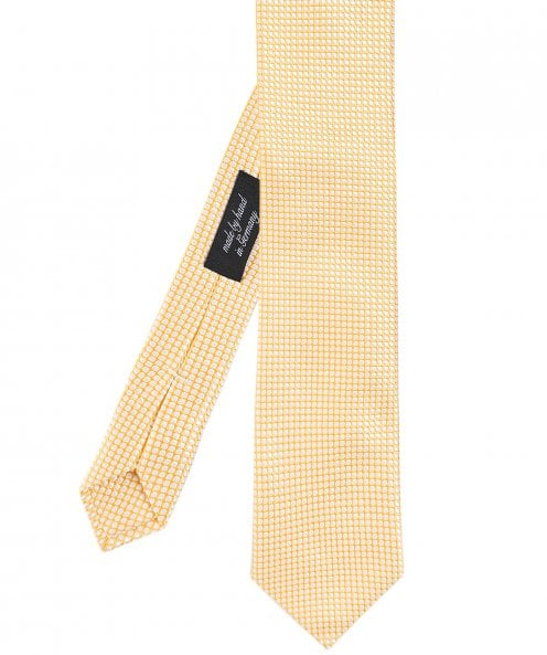 Ascot Accessories Silk Polka Dot Tie
