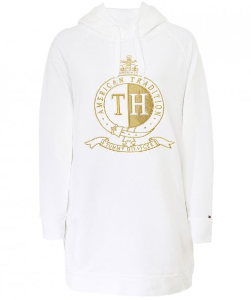 Tommy Hilfiger Crest Terry Hoodie