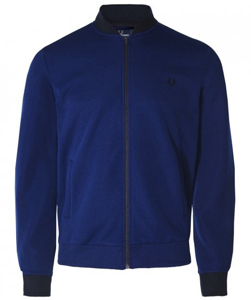 Fred Perry Tipped Bomber Track Jacket J3502 143