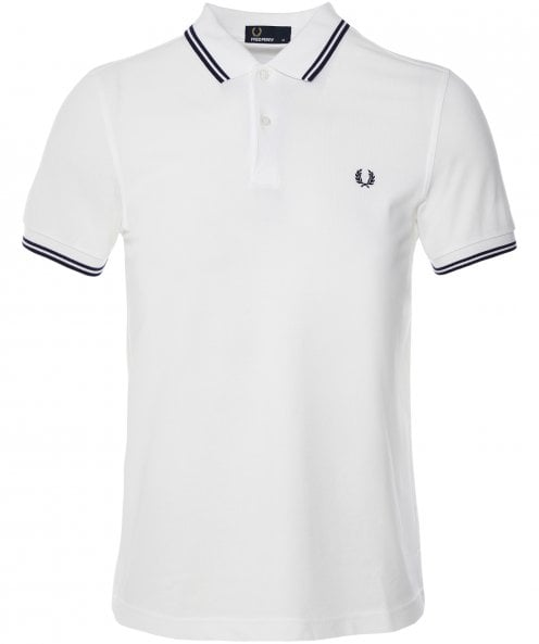 Fred Perry Twin Tipped Polo Shirt M3600 I01
