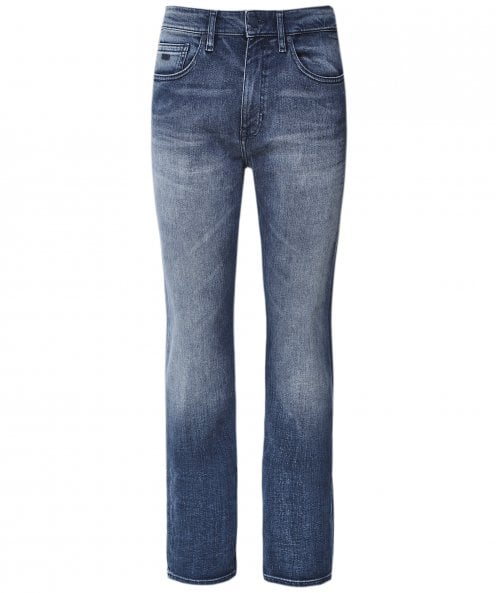 BOSS Slim Fit Delaware BC-L-C MIRAGE Jeans