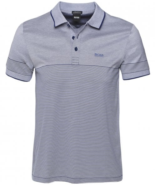 BOSS Regular Fit Mercerised Paddy 6 Polo Shirt