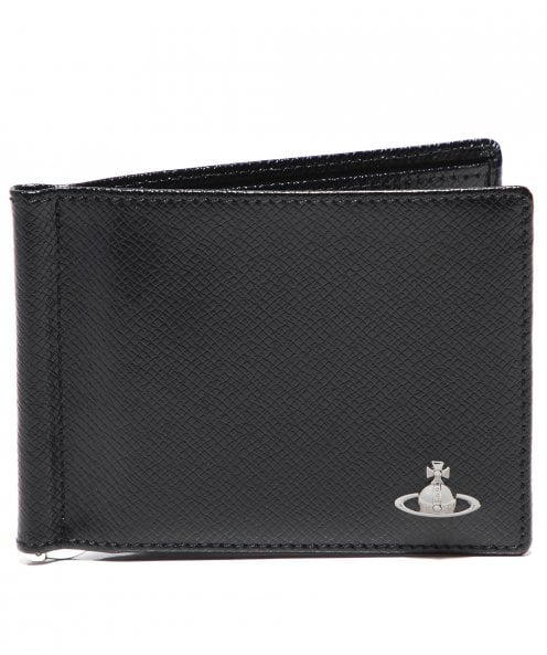 Vivienne Westwood Man Saffiano Leather Kent Wallet