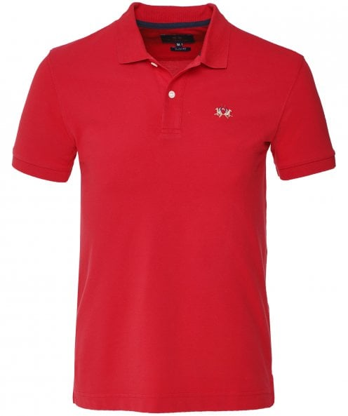 La Martina Slim Fit Eduardo Polo Shirt