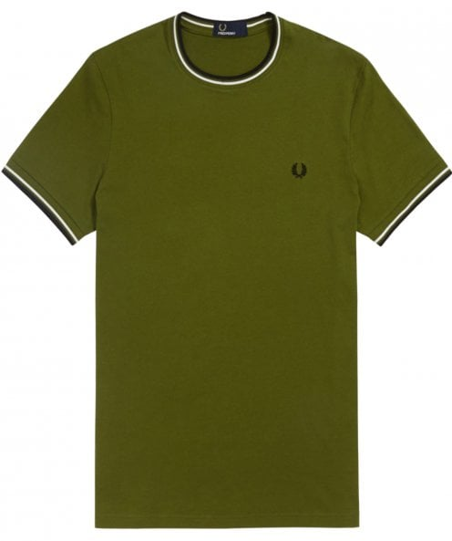 Fred Perry Twin Tipped T-Shirt M1588 H94