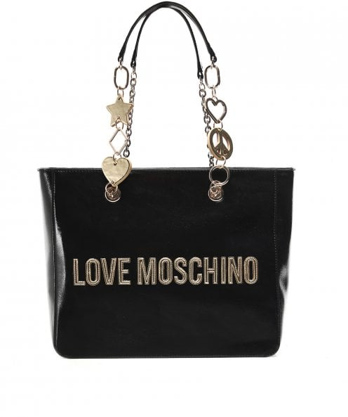 Moschino Love Moschino Logo Shopper Bag