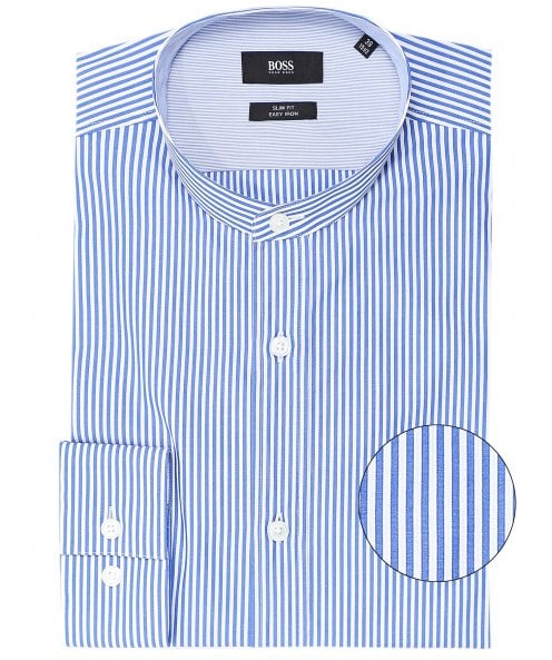 BOSS Slim Fit Striped Jorris Shirt