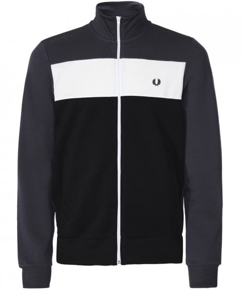 Fred Perry Colour Block Track Jacket J6501 834