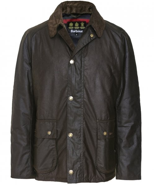 Barbour Waxed Strathyre Jacket