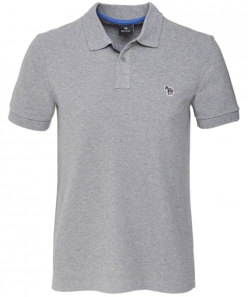 Paul Smith Regular Fit Zebra Polo Shirt