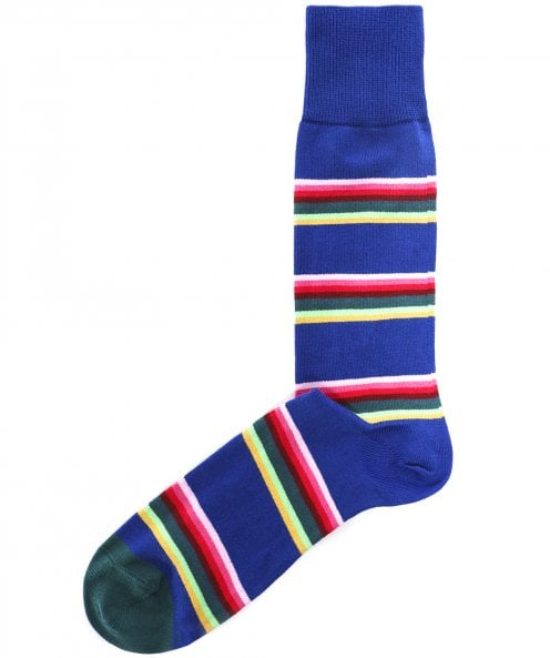 Paul Smith Lion Stripe Socks