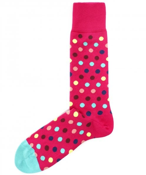 Paul Smith Kool Polka Dot Socks
