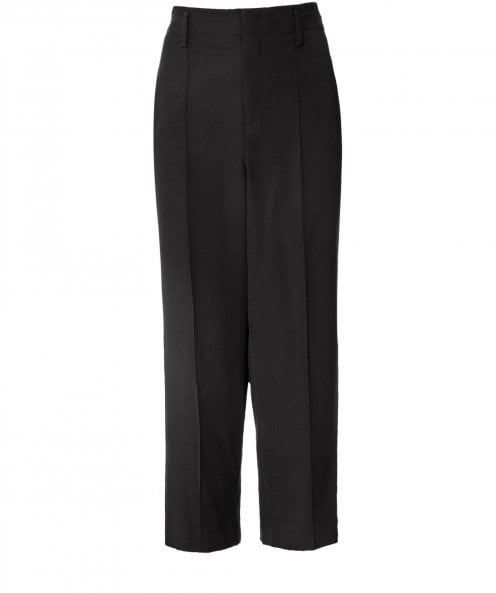Vince Straight Cropped Trousers