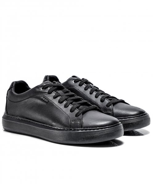 Geox Leather Deiven Trainers