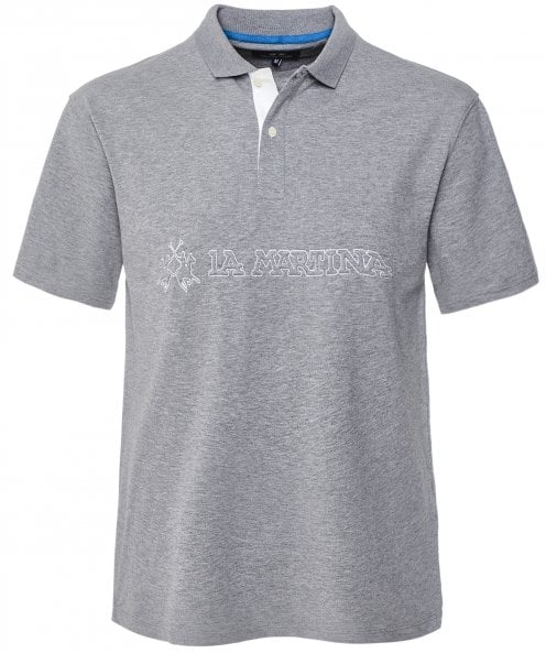 La Martina Comfort Fit Ormisida Polo Shirt
