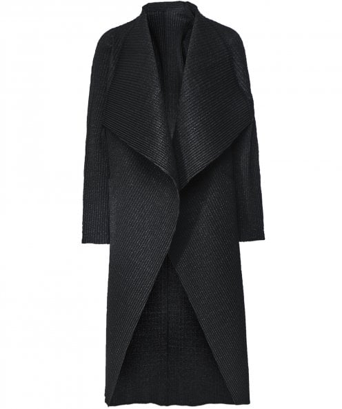 NU Draped Pleated Jacket