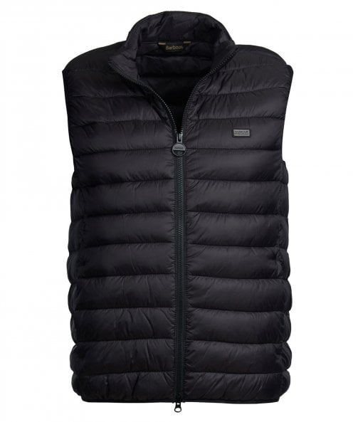 Barbour International Down Quilted Reed Gilet