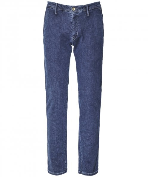 MMX Slim Fit Denim Lupus Jeans