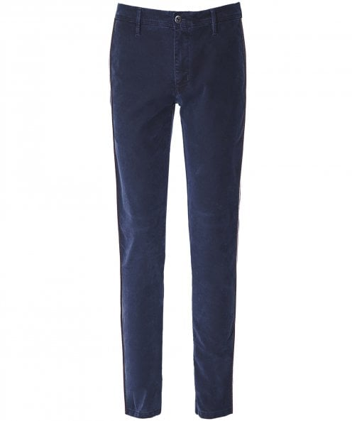 MMX Slim Fit Side Stripe Lupus-S Trousers