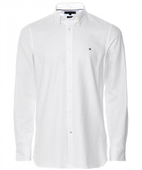 Tommy Hilfiger Stretch Slim Fit Oxford Shirt