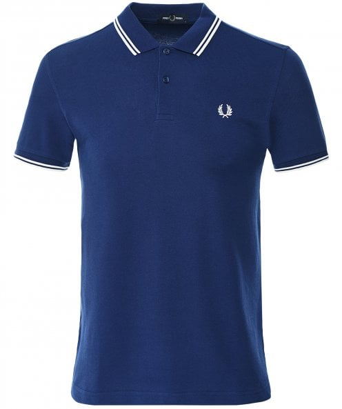 Fred Perry Twin Tipped Polo Shirt M3600 I71