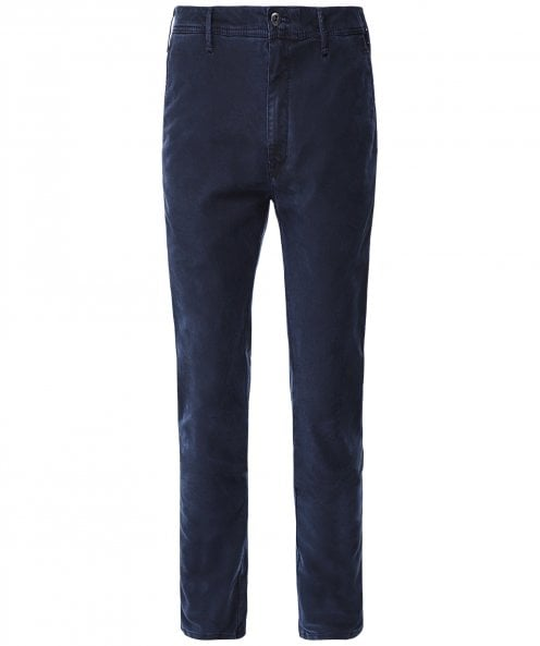MMX Slim Fit Washed Lupus Trousers
