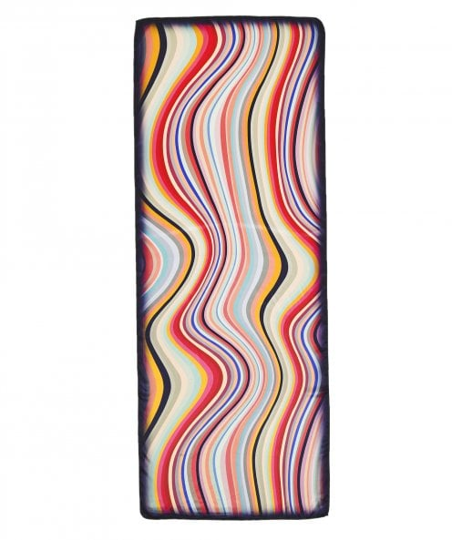 Paul Smith Swirl Faded Edge Silk Scarf