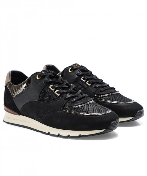 Android Homme Gloss Carbon Belter 2.0 Trainers