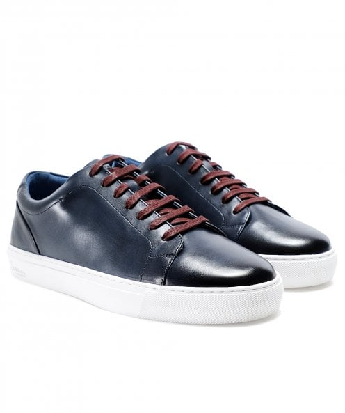 Oliver Sweeney Leather Hayle Trainers