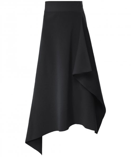 High Swivel Jersey Rib Skirt