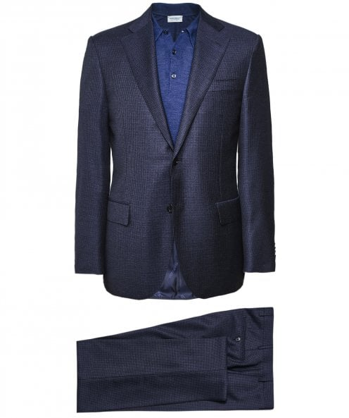 Corneliani Virgin Wool Two Piece Suit