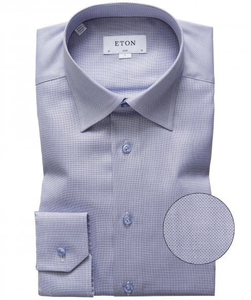 Eton Slim Fit Oxford Shirt