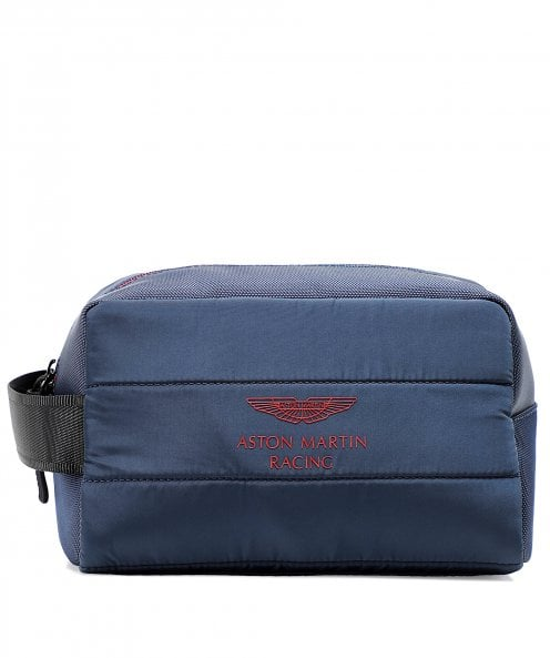 Hackett Aston Martin Racing AMR Wash Bag