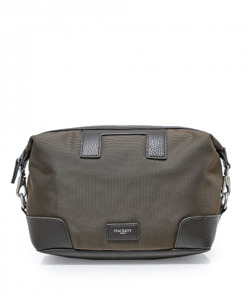 Hackett Nylon Wash Bag