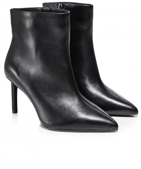 Ash Leather Bianca Ankle Boots