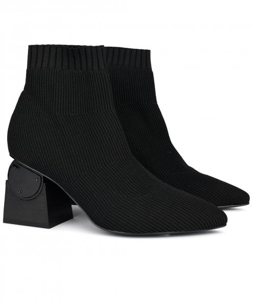 Kat Maconie Andrea Knitted Sock Boots