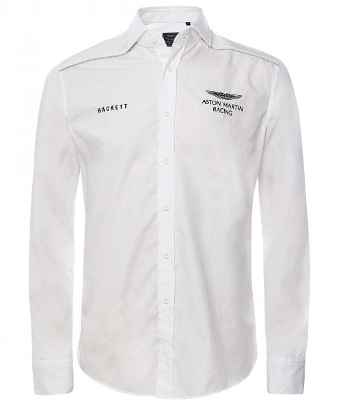 Hackett AMR Back Logo Shirt