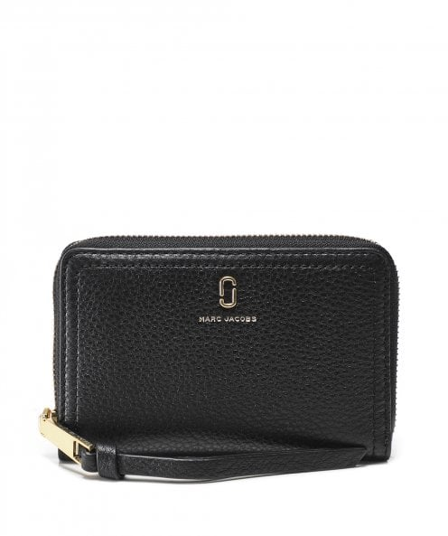Marc Jacobs The Softshot Standard Leather Wallet
