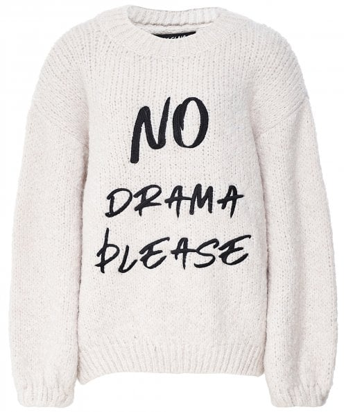 Paul X Claire Oversized No Drama Please Jumper