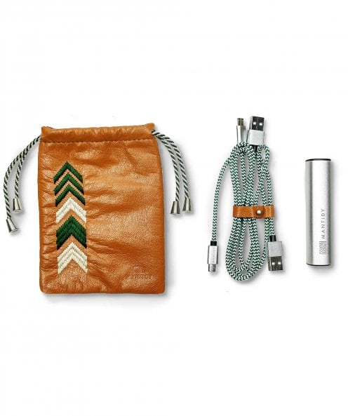 Mantidy Leather Gaucho Tech Pack