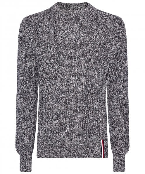 Tommy Hilfiger Crew Neck Pre-Twisted Jumper