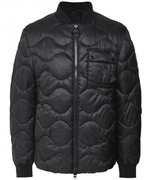 Barbour International Quilted Synon Jacket